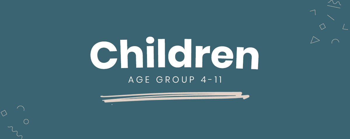 Children Age Group 4-11