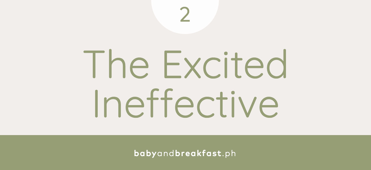 The Excited Ineffective