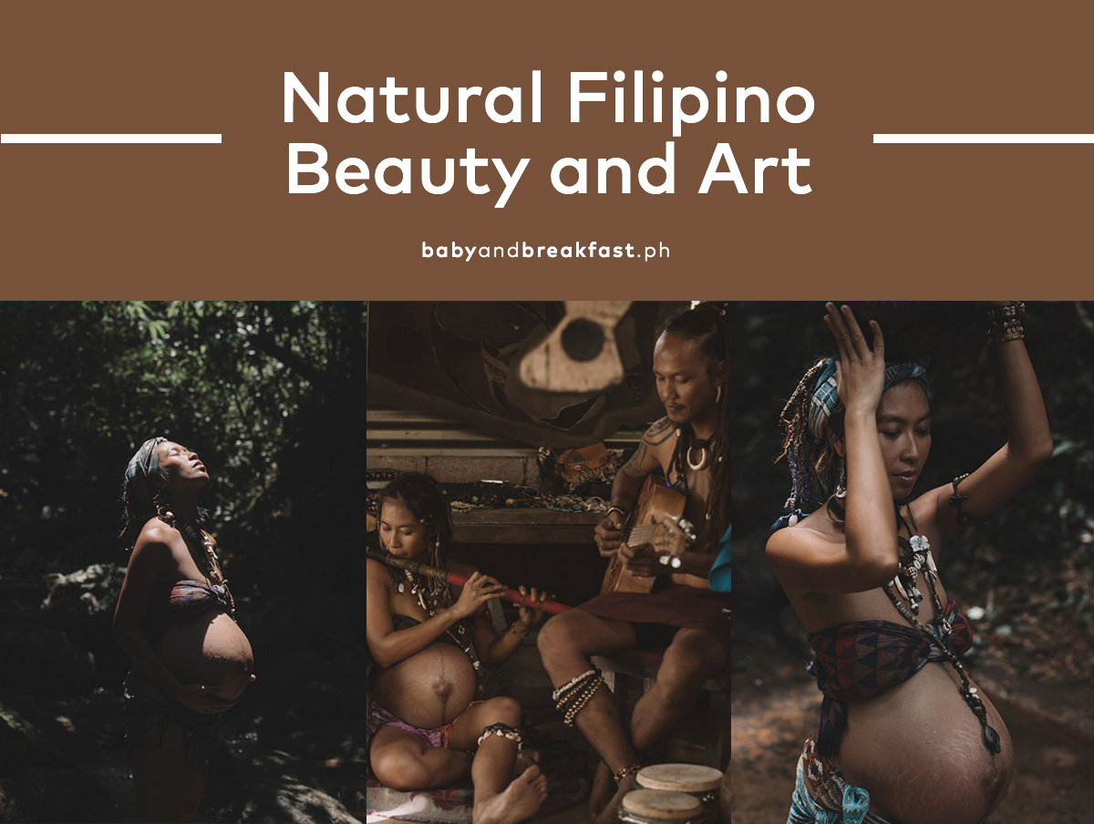 Natural Filipino Beauty and Art