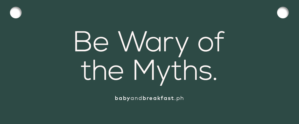 (Layout) Be Wary of the Myths