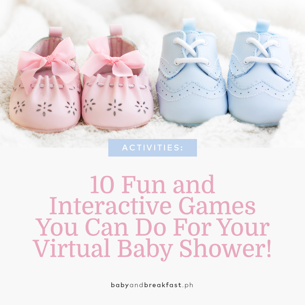 10 Fun and Interactive Games You Can Do For Your Virtual Baby Shower!