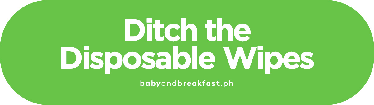 (Layout) Ditch the Disposable Wipes