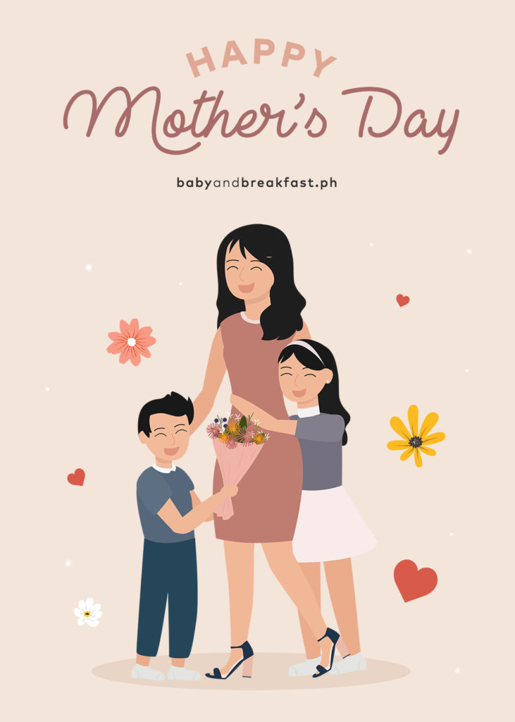 Baby and Breakfast: Happy Mother's Day